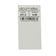 Foil Dimensions (50 x 25mm) - Precision Foil: 250µm (10Mils)..