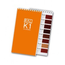 Elcometer 6210 - Ral Colour Chart K1