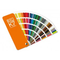 Elcometer 6210 - Ral Colour Chart K7