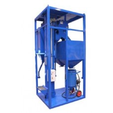 RC-50-150 Grit recycling system