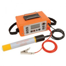 ELCOMETER 3312 MODEL TH COVERMETER WITH HALF CELL