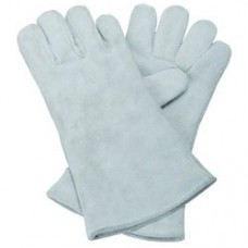 Leather gloves G-L/90 (pair)